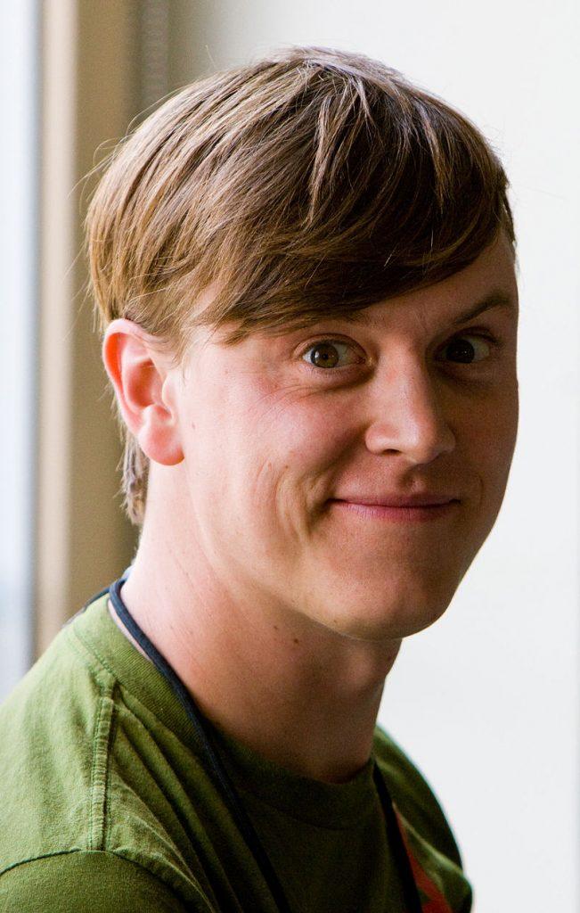 Justin Hall, criador do primeiro blog